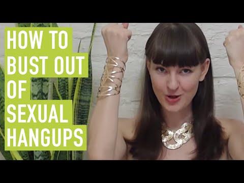Sexual hang ups was