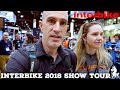 Interbike 2018 - Bicycle Trade Show Tour // GPLama & Von