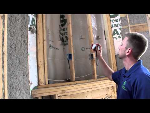 Energy Star Home - Thermal Enclosure Check - Building Performance Group & Dominion Homes