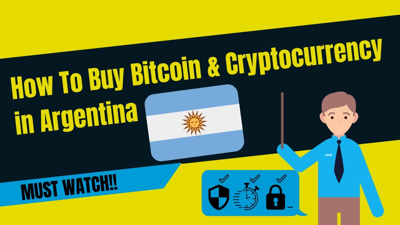How To Buy Bitcoin & Cryptocurrency in Argentina