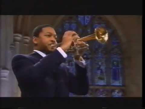 Haydn Trumpet Concerto (3rd Movement): Wynton Marsalis, trumpet