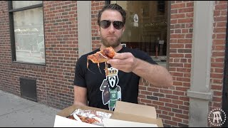 Barstool Pizza Review - Galleria Umberto, Boston (North End)