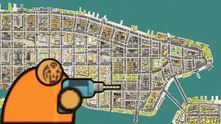 When New York City Officially Becomes a Prison Island in Prison Architect