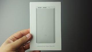 обзор Mi Power Bank 2S c ozon за 850руб. подделка или оригинал?