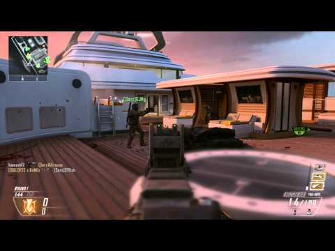 CoD: Black Ops 2 w/ Haza (SF Commentary) - Demolition on Hijacked