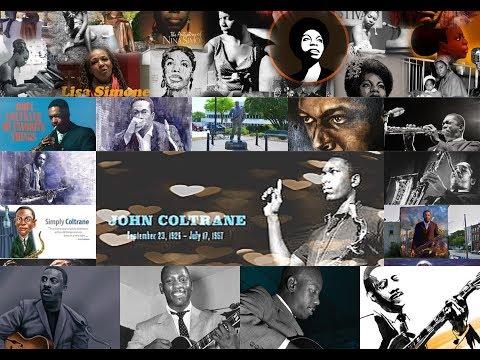 "The Jazz Spin ""Coltrane, Simone, & Montgomery"""