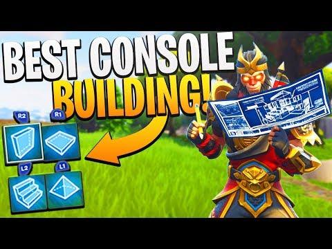 "BEST New Building Method in Fortnite - ""Builder Pro"" Controller Layout - PS4 Fortnite Builder Pro"
