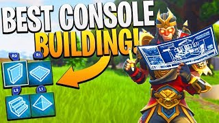 "BEST New Building Method in Fortnite - ""Builder Pro"" Controller Layout - PS4 Fortnite Builder Pro"