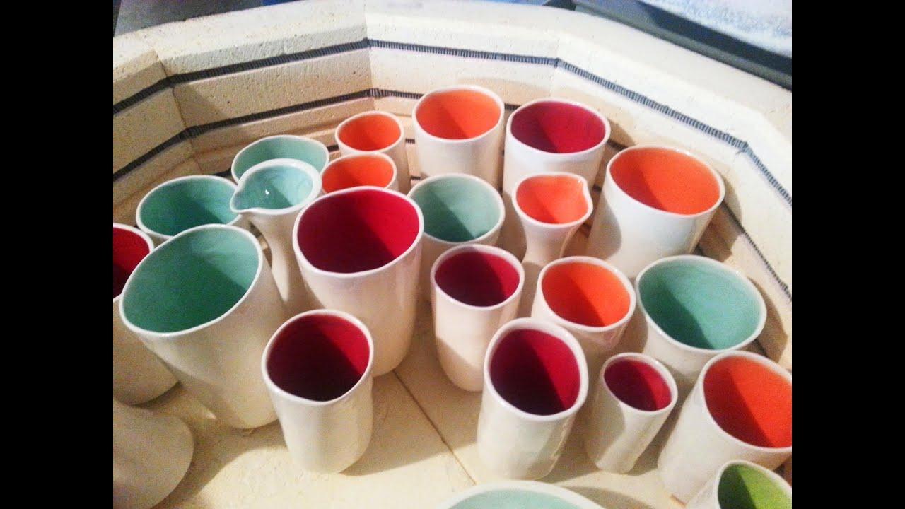 Fabrica o de pe as em ceramica youtube for Materiales para ceramica artesanal
