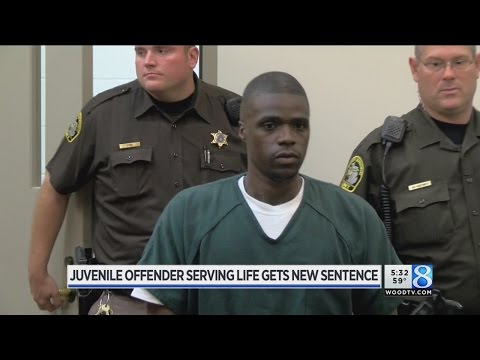 Juvenile offender serving life gets new sentence