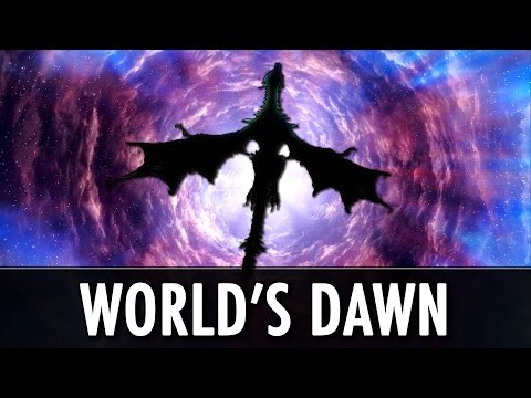 Skyrim Mod: World's Dawn - RPG Attributes & Enchanted Loot