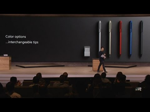CNET News - Surface Pro 4 gets an all-new pen