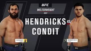 EA UFC 3 - I BROKE HIS NECK