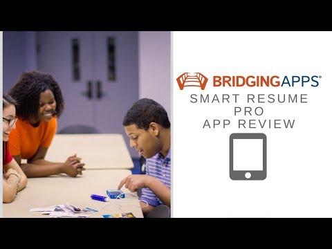 Smart Resume Pro App Review