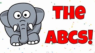 The ABCs! The Alphabet Song for Kids
