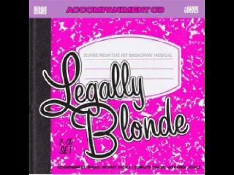 """Legally Blonde (Remix)"" [Karaoke]"