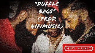 """Smooth / HipHop Type Beat/instrumental """"DUFFLE BAGS""""- (Prod.HiFiMUSiC)"""