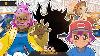 Pokémon Sol Shinylocke Ep.11 - EL GRAN KAHUNA ME SACA A ESTOS POKÉMON SHINY???