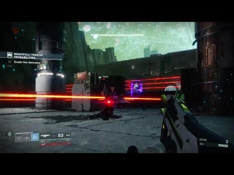Destiny 2 with Ahamkaras Promises members