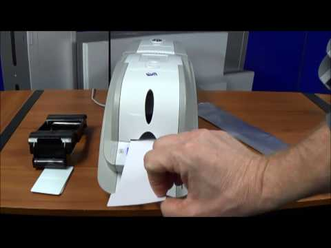 IDP Smart 50 ID Card Printer - How to Clean Your Printer