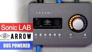 Arrow | Desktop Thunderbolt 3 Audio Interface | Universal Audio