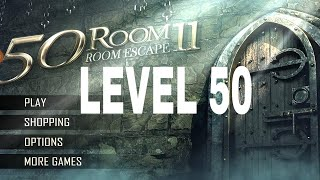 Can You Escape The 100 room 11 level 50 Walkthrough