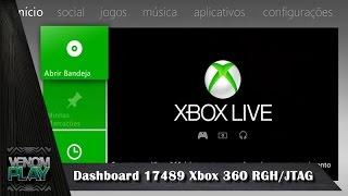 Dash 17489 Xbox 360 RGH/JTAG