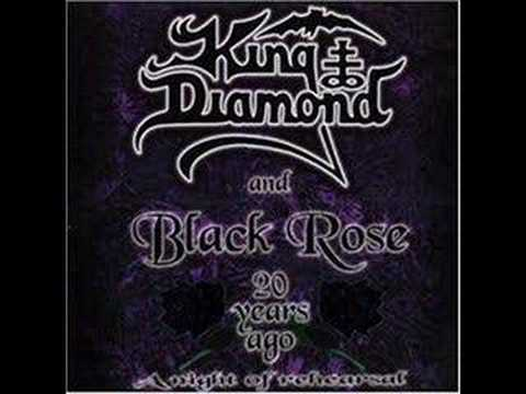 King Diamond and Black Rose - Crazy Tonight
