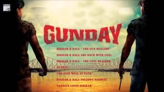 Gunday BGMs | Jukebox | IndianMovieBGMs