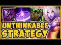 WTF! ONE SORAKA E DOES HOW MUCH DAMAGE?? E MAX SORAKA TOP STRATEGY GAMEPLAY! - League of Legends