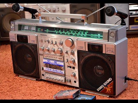 Один магнитофон - одна песня. Девятнадцатая серия.  SANYO M-X920 - Ardis - Ain't Nobody's Business