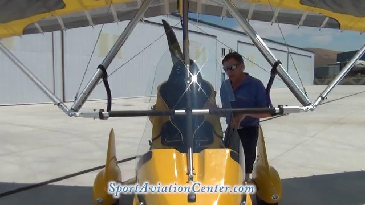 REVOs For Sale - Aviation Trikes for Sale | Paul Hamilton's