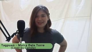 Tagpuan - Moira Dela Torre With Lyrics (Cover by Camille)