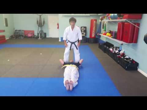 Black Belt testing fitness requirements