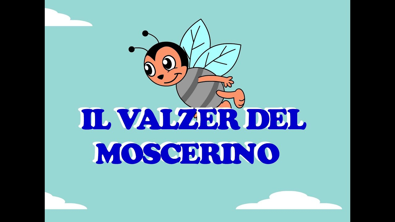 valzer moscerino mp3