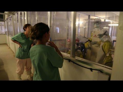 Guinée: guérison du dernier patient d'Ebola connu, un bébé