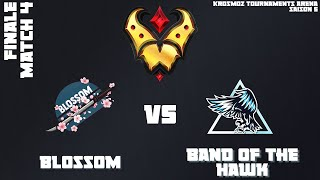 GLC #4 - Finale - Blossom vs Band of the Hawk - Match 4
