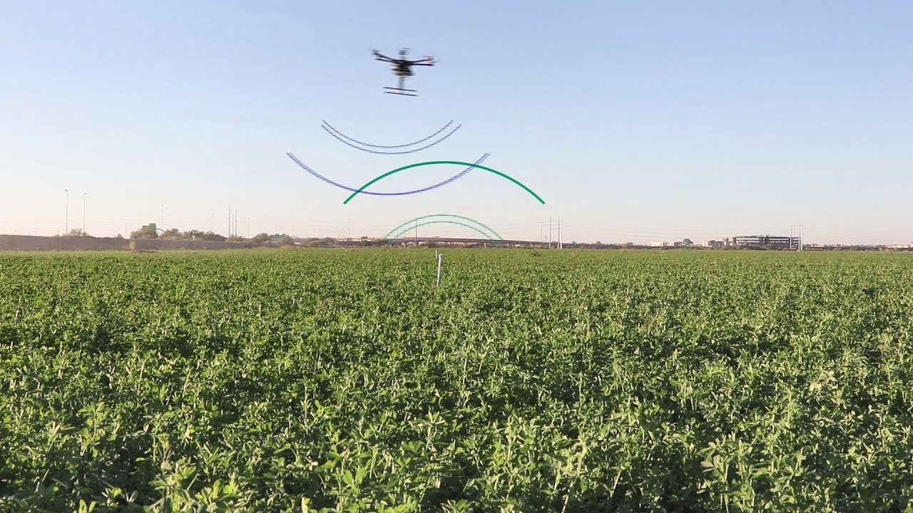 Moisture Sensing for Smart Agriculture