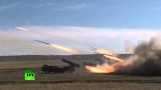 Российские военные отработали вопросы нанесения массированного ядерного удара