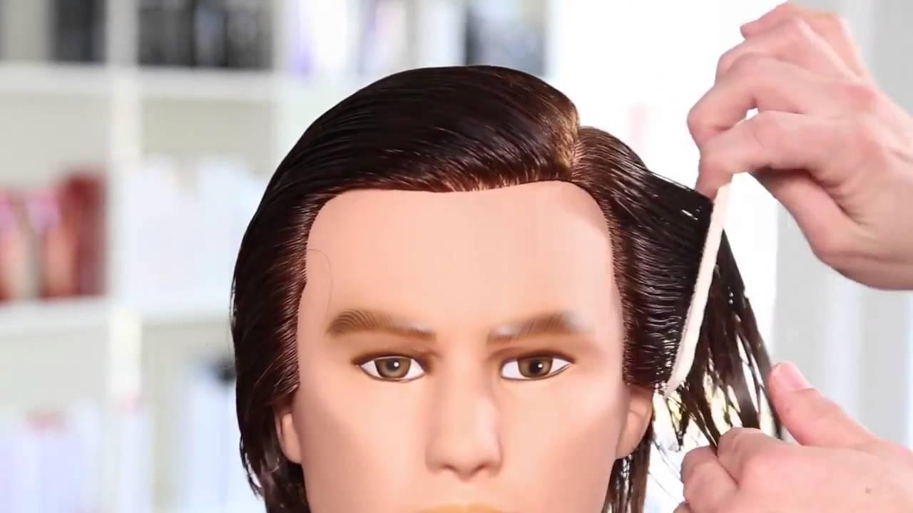 Leonardo Dicaprio Haircut Tutorial Youtube