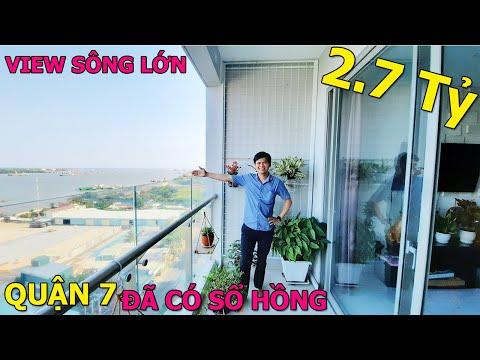 Khám Phá Căn Hộ 2 Phòng Ngủ An Gia Riverside Hướng Đông Cực Đẹp | Bán Nhà Quận 7 | Tường Nguyễn