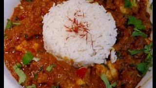 How To Make Garlic King Prawn Naga Phall Curry Restaurant Style - Al's Kitchen