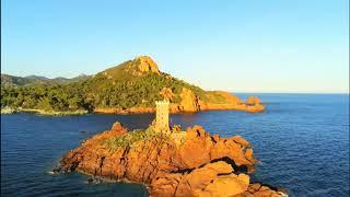 Agay / St Tropez / Le Dramont / l'île d'or - Anafi