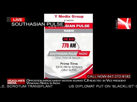 South Asian Pulse Prime Time | April 24, 2018