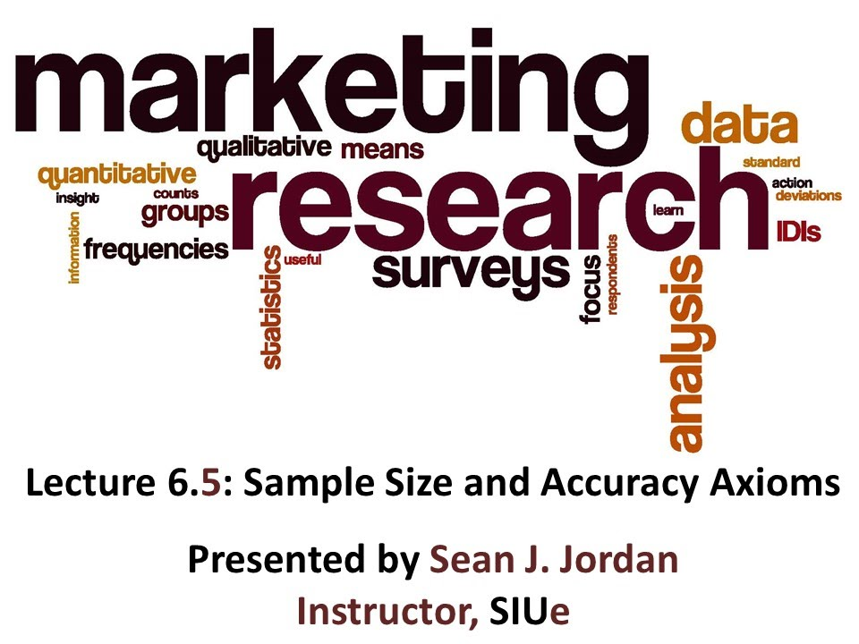 mkt350 1301a 01 marketing research practices task list After brainstorming on your company's industry and after your preliminary research information-gathering techniques, create a research profile proposal to deliver to your company's management that includes the following:  state the specific research goal for the proposal.