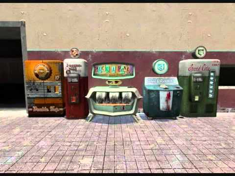All 4 Original Perk Machine Songs + Pack A Punch Song