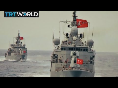Cyprus and Turkey's Mediterranean dispute