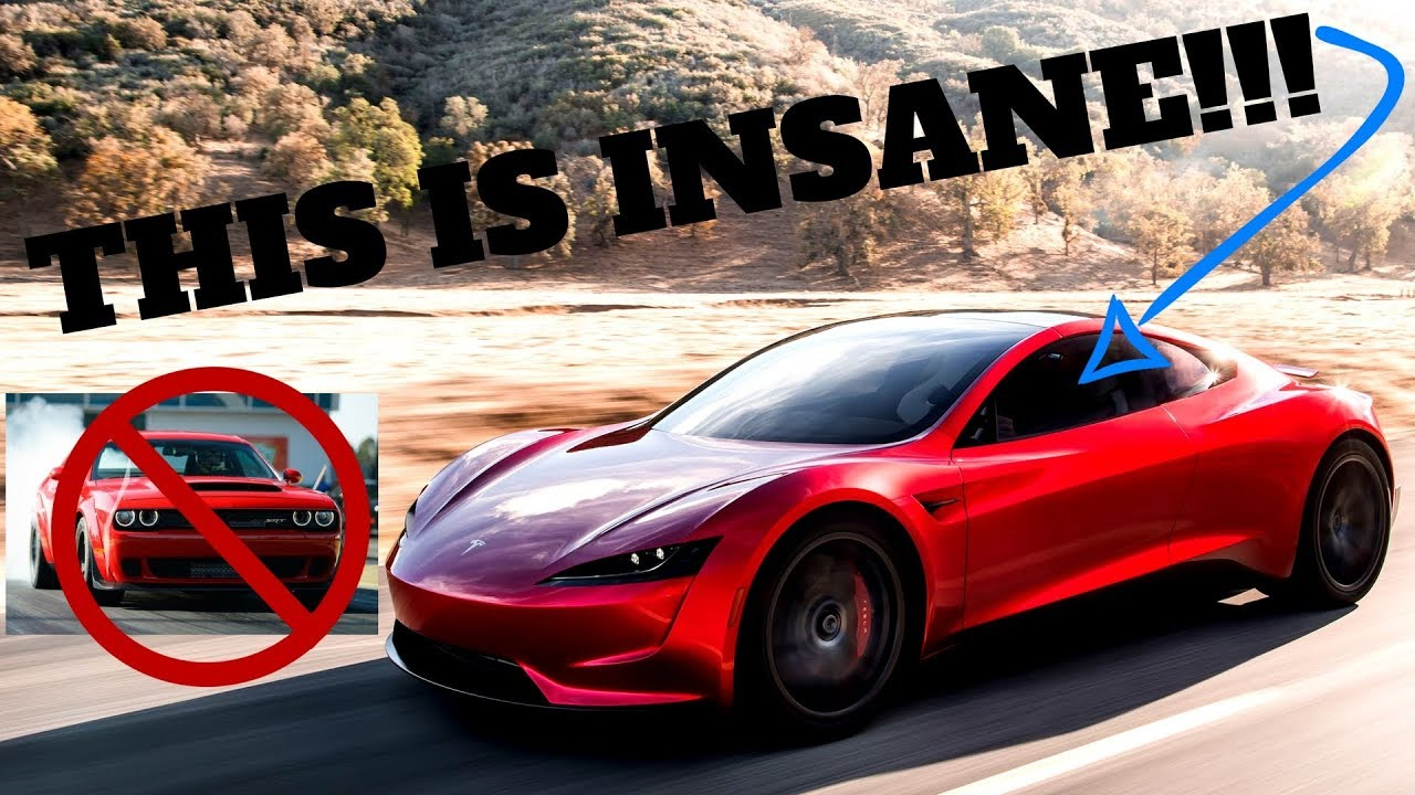 Tesla Roadster 2020 >> Tesla Roadster 2020 Acceleration And Review - YouTube