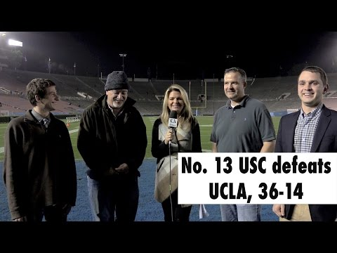 Breaking down No. 13 USC's 36-14 victory over UCLA