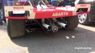1970 Abarth Proto V8